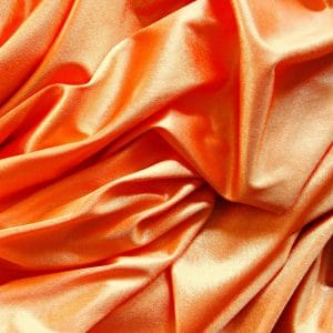 ORANGE JERSEY KNIT FABRIC - SOLID STONE FABRICS, INC.