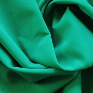 Matte Green Italian Nylon Lycra Fabric