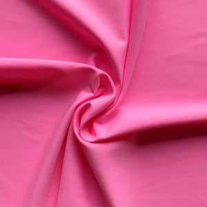 Pink Econyl Recycled Nylon Fabric