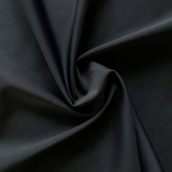 Black Recycled Stretch Fabric - Wholesale Fabrics Online - Solid Stone Fabrics, Inc.