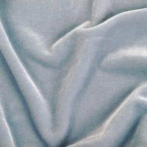 Grey Velvet Fabric