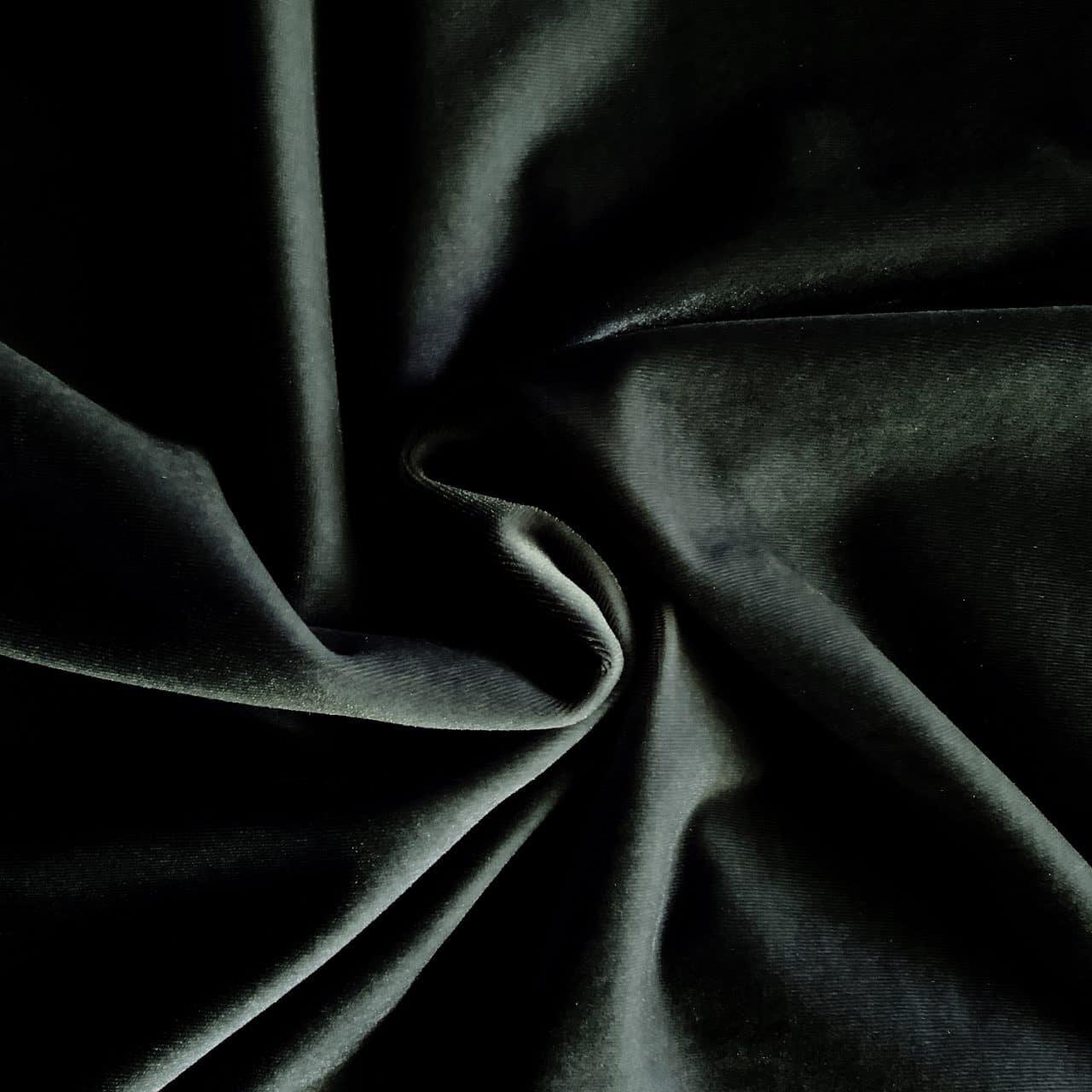 Dance Solid Velvet – Tuxedo Black