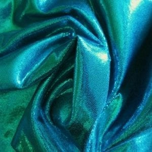 Teal Mystique Spandex Fabric