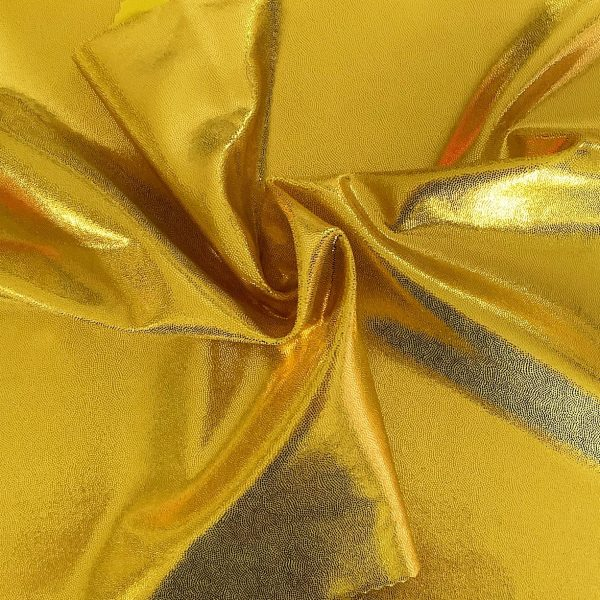 Chartreuse Yellow Mystique Fabric is perfect for dance, cheer, bows, gymnastics, figure skating, costume, cosplay, apparel and more. - Solid Stone Fabrics, Inc. - Fabric By The Yard