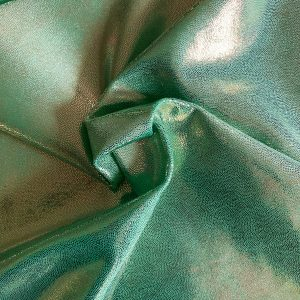 Gold / Mint Green Mystique Fabric for Bows