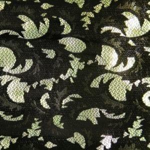 Odessa Lace - Black lace fabric