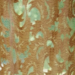 Odessa Lace - Taupe nude wide lace fabric