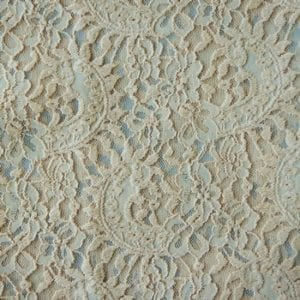 Nude Stretch Lace Fabric