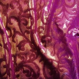 Embossed velvet fabric with a subtle sheen for a dramatic, elegant effect. Velvet fabrics for sale by the yard. Many styles and colors, all available at no minimum order. Wide width. Velvet fabric perfect for dance, swim, recital, costume, theater, costume and more. Velvet stretch fabrics sold by the yard or roll. Huge selection of stretch fabric with sequins in a variety of styles, finishes and colors. Perfect for dance, swim, cheer, bows, gymnastics, figure skating, costume, cosplay, apparel and more.Perfect for dance, recital, costume, cosplay, apparel, gymnastics and more. Fabric sold by the yard or roll at no minimum.