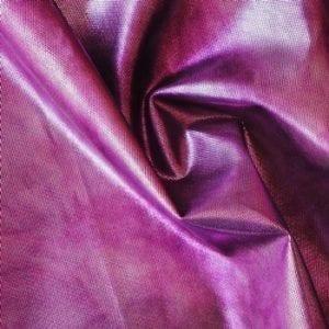 Purple Tie Dye Mesh Fabric