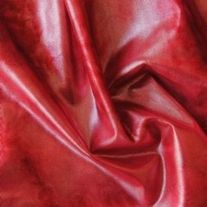 Red Tie Dye Power Mesh Fabric