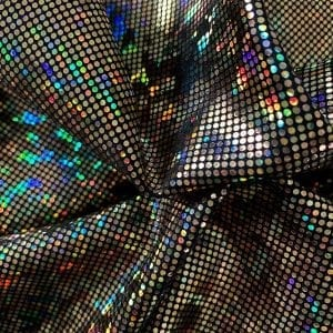 Gold Shattered Glass Fabric - SOLID STONE FABRICS, INC.