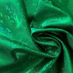 Kelly Green Broken Glass Fabric - SOLID STONE FABRICS, INC.