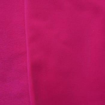 Fuchsia Eco Friendly Stretch Fabric