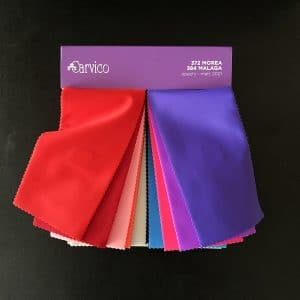Matte Nylon Lycra Swimwear Fabric Swatches