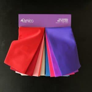 Matte Nylon Lycra Swimwear Fabric Swatches