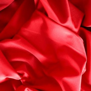 Red Luxury Swimwear Fabric By The Yard - Carvico Italian Nylon Lycra Swim Fabric - Solid Stone Fabrics, Inc.