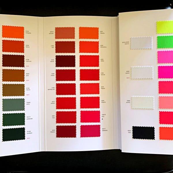 Eco Friendly Fabric Swatches - Carvico VITA Econyl Recycled Nylon Swimwear Fabric Swatches