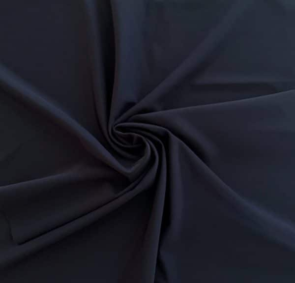 Navy Blue Econyl Recycled Fabric
