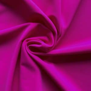 Fuchsia Eco Friendly Stretch Fabric