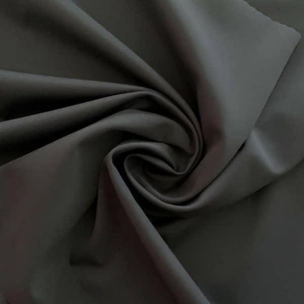 Gray Recycled Fishing Net Fabric