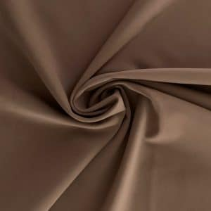 Brown Econyl Stretch Fabric for Swim
