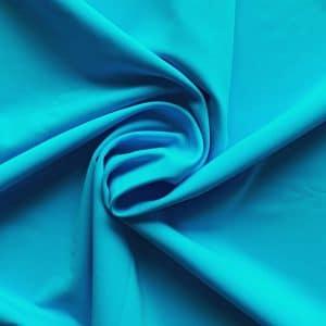 Blue Recycled Swimwear Fabric