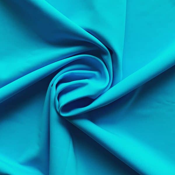 Blue Recycled Swimwear Fabric