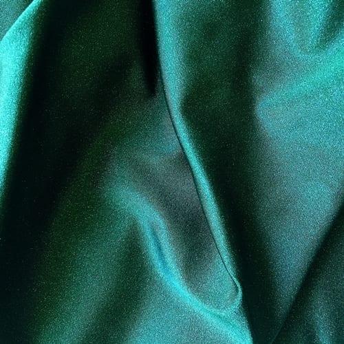 Green Glitter Foil Fabric - SOLID STONE FABRICS, INC.