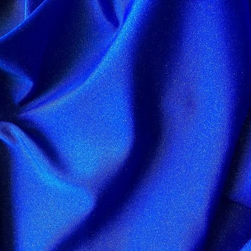 Blue Glitter Foil Fabric - SOLID STONE FABRICS, INC