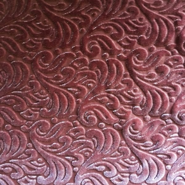 Velvet burnout fabric for sale by the yard. Devore burnout fabric sold online. Many styles and colors, all available at no minimum order. Wide width. Velvet fabric perfect for dance, swim, recital, costume, theater, costume and more. Velvet stretch fabrics sold by the yard or roll. Huge selection of stretch fabric in a variety of styles, finishes and colors. Perfect for dance, swim, cheer, bows, gymnastics, figure skating, costume, cosplay, apparel and more.