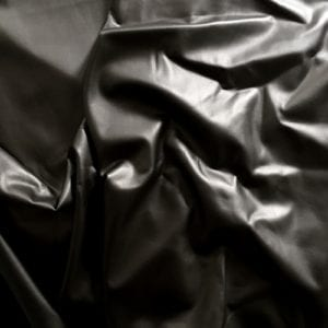 SLICK GREY MATTE METALLIC FOIL STRETCH FABRIC SOLD BY THE YARD FABRIC ONLINE FOIL FABRIC