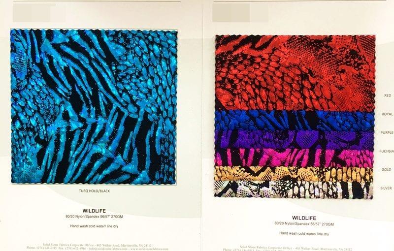 Wildlife Hologram – Color Card