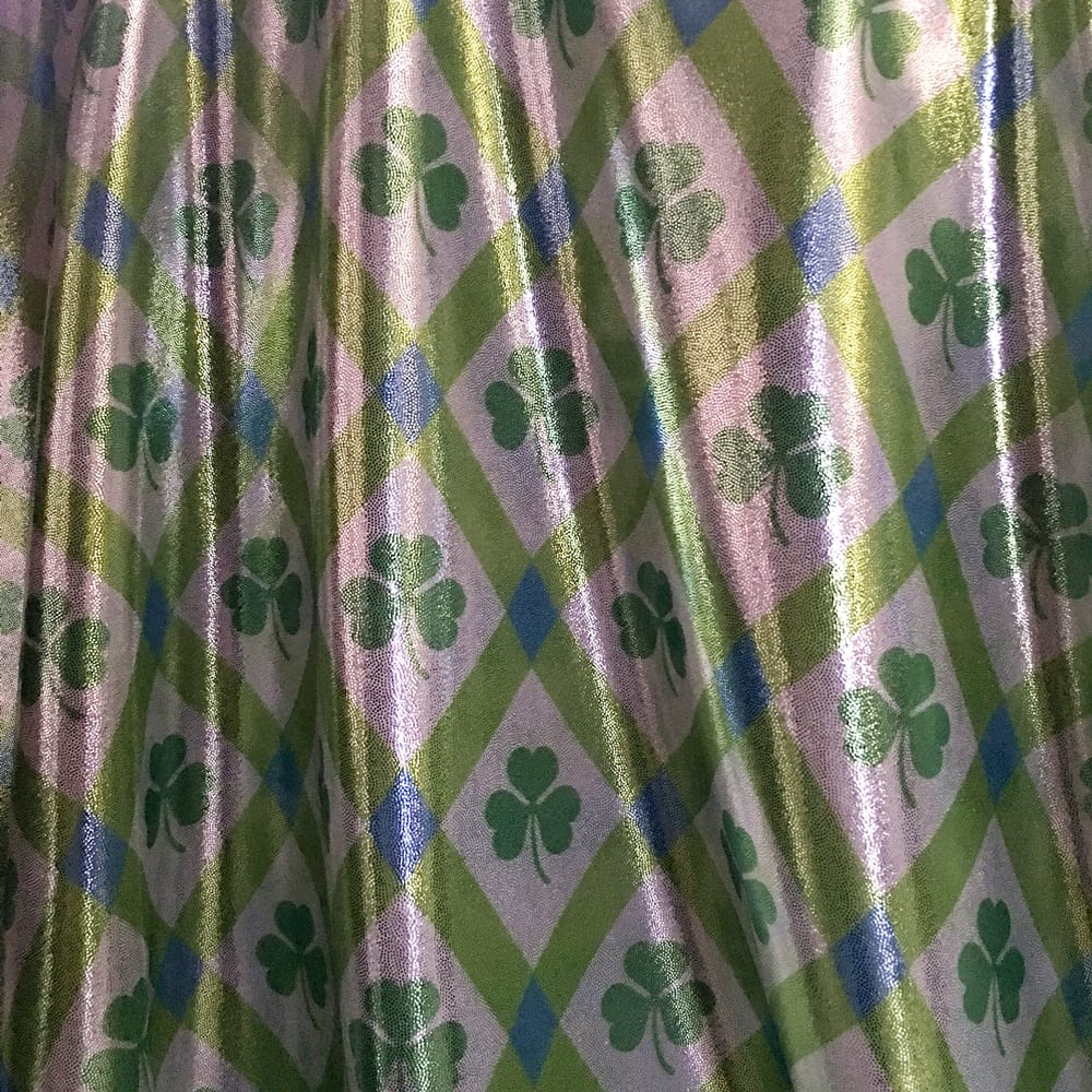 Lucky Plaid – Multi