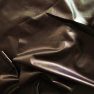 Brown Metallic Matte Fabric - SOLID STONE FABRICS, INC.
