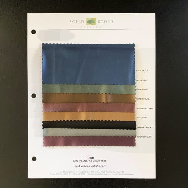 MATTE FOIL FABRIC SWATCHES
