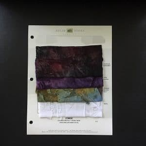 Shredded Texture Fabric Swatches