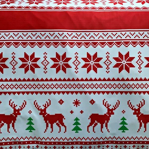 Christmas Sweater Print Fabric