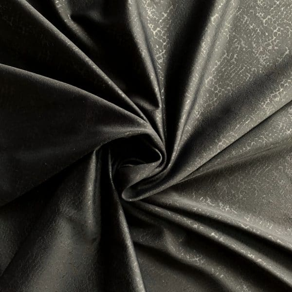 Embossed Animal Print Fabric
