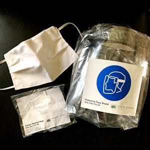 PPE MEDICAL FACE SHIELDS AND FACE MASKS - PPE PERSONAL PROTECTIVE EQUIPMENT MADE IN THE USA