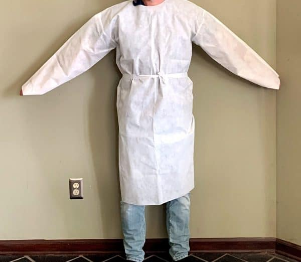 MEDICAL BARRIER GOWN