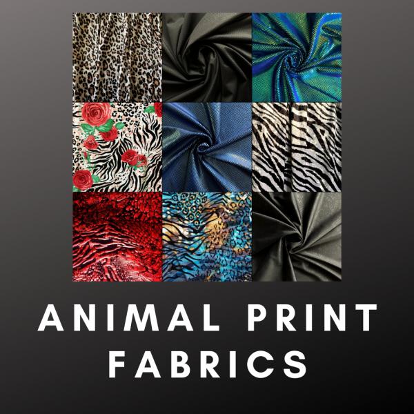 Wholesale Animal Print Fabrics