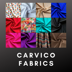 Carvico Fabrics - Solid Stone Fabrics