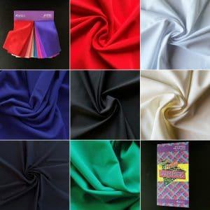Carvico Malaga - Matte Nylon Lycra Fabric For Swimwear