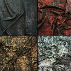 Metallic Knit Fabric By The Yard - Multiple Colors - USA Online Fabric Store - Fabric By The Yard - Wholesale Fabric - Solid Stone Fabrics