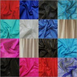 Wholesale Glitter Mesh Fabric - Solid Stone Fabrics