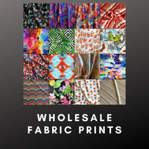 WHOLESALE FABRIC PRINTS