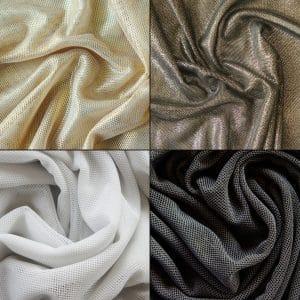 Leggings - Fishnet Mesh Fabric - Solid Stone Fabrics - Wholesale Fabrics By The Yard