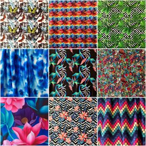 USA KNITTED AND PRINTED FABRICS