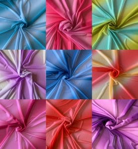 Ombre Mesh Fabric - Solid Stone Fabrics - Wholesale Stretch Fabrics Online
